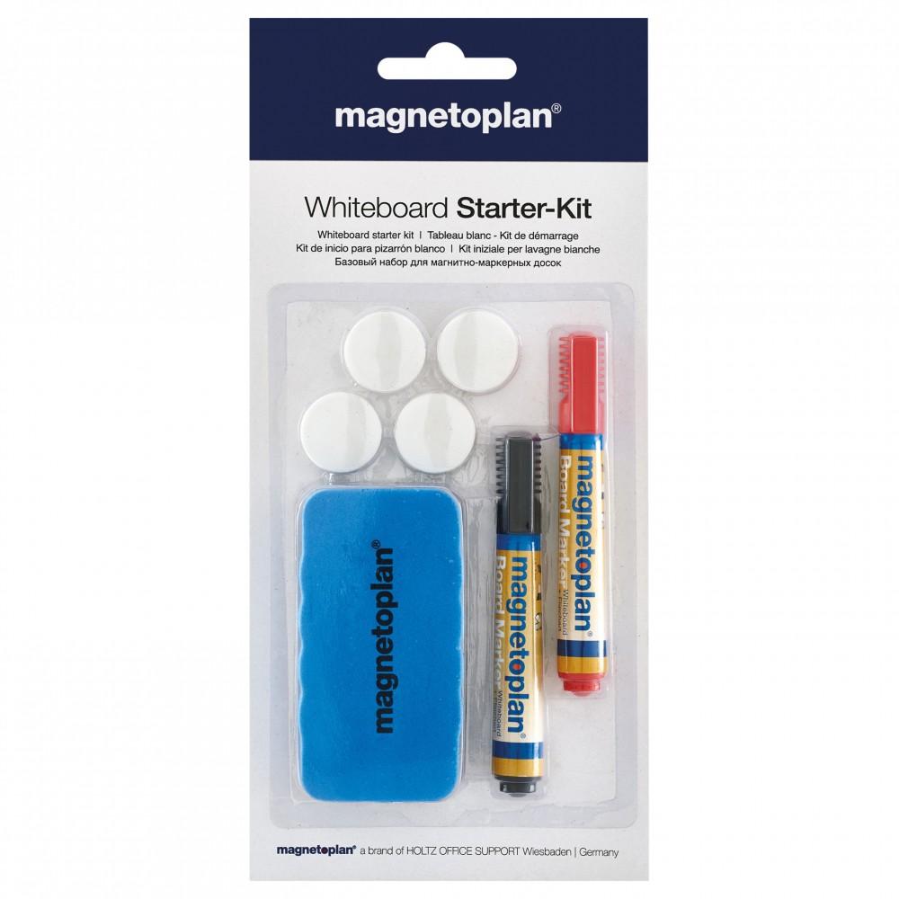 Whiteboard Starter Kit  MAGNETOPLAN - ACOMI.ro