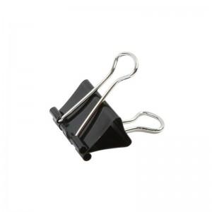 Clips 25 mm, 12buc/cutie, ACM BRAND - negru