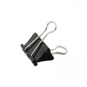 Clips 19 mm, 12buc/cutie, ACM BRAND - negru