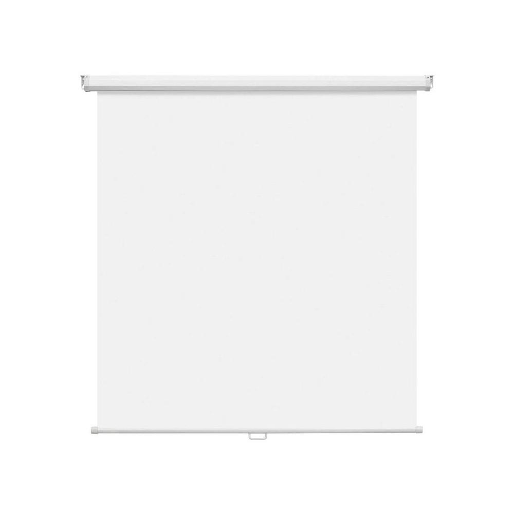 Ecran de proiectie manual, 180x180cm, pe trepied, Memoboards - ACOMI.ro