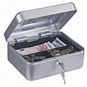 Caseta metalica pentru bani 320x230x75mm ACM BRAND - ACOMI.ro