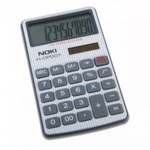 Calculator de buzunar 12 digits HCP001 Noki - ACOMI.ro