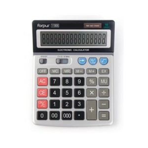 Calculator 16 digits Forpus 11008 - ACOMI.ro