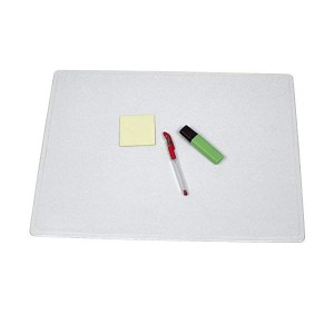 Mapa protectie birou din plastic rigid transparent opac, 50 x 70 cm - ACOMI.ro