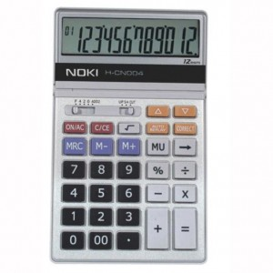 Calculator de birou, 12 digits, NOKI - ACOMI.ro