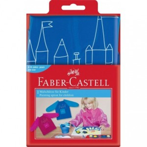 Sortulet albastru, pentru pictura, Faber-Castell - ACOMI.ro
