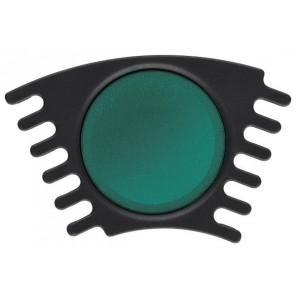 Rezerva acuarele verde albastrui, Connector Faber-Castell - ACOMI.ro
