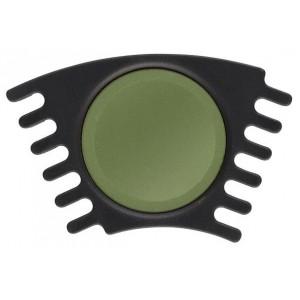 Rezerva acuarele verde oliv, Connector Faber-Castell - ACOMI.ro