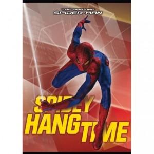 Caiet A4 60 file, matematica, licenta Spiderman Pigna - ACOMI.ro