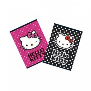 Caiet A4 80 file, dictando, licenta Hello Kitty Pigna - ACOMI.ro
