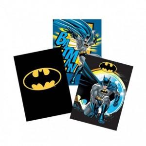 Caiet capsat A4 60 file, dictando, Premium Batman Pigna - ACOMI.ro