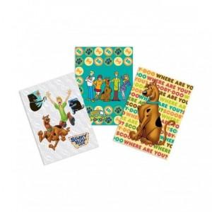 Coperti caiet A5, policromie 3 buc/set, Scooby Doo Pigna - ACOMI.ro