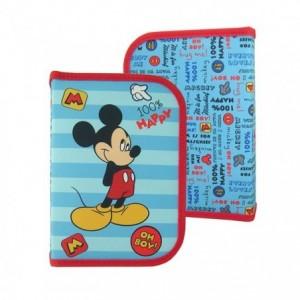 Penar neechipat cu fermoar, albastru, Mickey Happy Pigna - ACOMI.ro