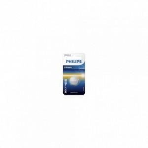 Baterie Lithium 3.0V, 1 buc/blister, 20.0x2.5, PHILIPS - ACOMI.ro