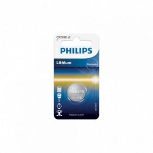 Baterie Lithium 3.0V, 1 buc/blister, 20.0x1.6, PHILIPS - ACOMI.ro