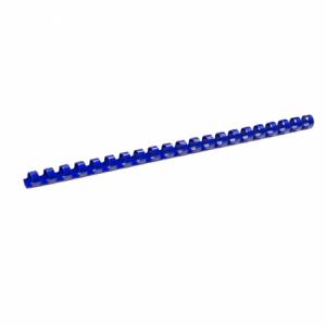 Inele din plastic 8 mm albastru FORPUS