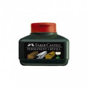 Permanent marker Refill, Faber Castell - rosu