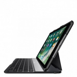 Husa de protectie Belkin QODE™ Ultimate Lite pentru Apple iPad Air 2, negru - ACOMI.ro