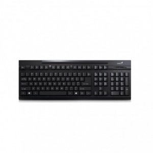 Tastatura Genius KB-125, Usb, negru - ACOMI.ro