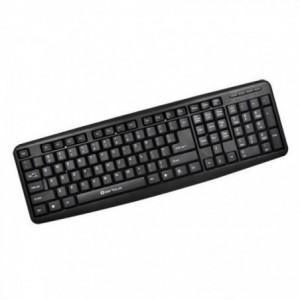 Tastatura Serioux 9400, Usb, negru - ACOMI.ro