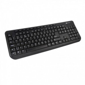 Tastatura Serioux 9400MM, Usb, negru - ACOMI.ro