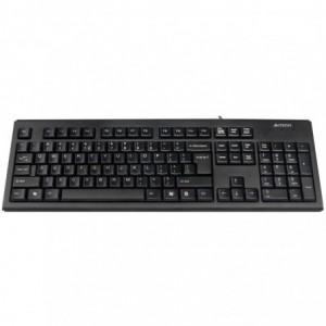 Tastatura A4tech KR-83, Usb, negru - ACOMI.ro