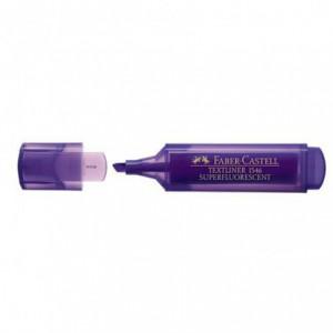 Textmarker Superfluorescent 1546 Faber Castell - violet
