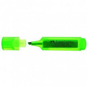 Textmarker Superfluorescent 1546 Faber Castell - verde