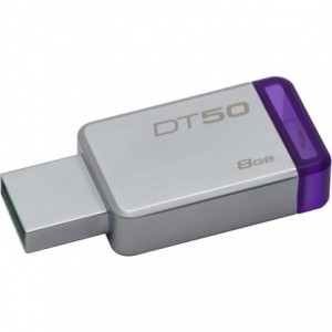 Memorie USB 8GB DT50 KINGSTON - ACOMI.ro