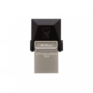Memorie USB 64GB DT mDUO USB 3.0 DTDUO3C KINGSTON - ACOMI.ro