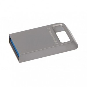 Memorie MICRO USB 64GB METAL DTMC3 KINGSTON - ACOMI.ro