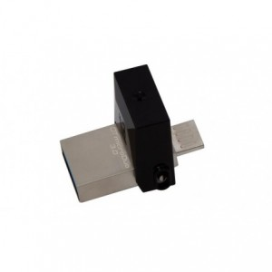 Memorie MICRODUO USB 3.0 OTG 32GB DT KINGSTON - ACOMI.ro