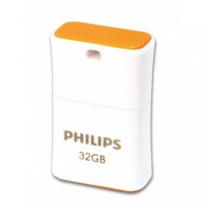 Memorie USB 2.0 32GB PICO EDITION GREY PHILIPS - ACOMI.ro