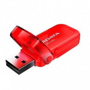 Memorie USB 32GB AUV240, rosu, ADATA - ACOMI.ro
