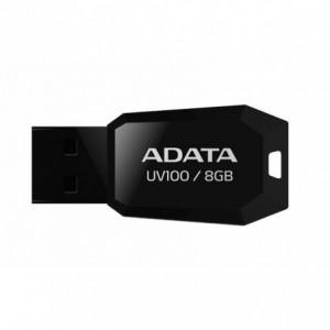 Memorie USB 8GB AUV100, negru, ADATA - ACOMI.ro