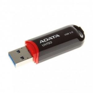 Memorie USB 16GB AUV150, negru, ADATA - ACOMI.ro