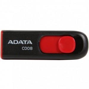 Memorie USB 32GB AC008, negru, ADATA - ACOMI.ro