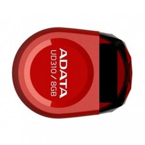 Memorie USB 8GB AUD310, rosu, ADATA - ACOMI.ro
