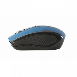 Mouse Wireless Serioux Rainbow 400, albastru - ACOMI.ro