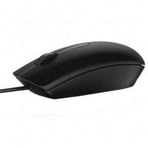Mouse optic Dell MS116, 1000dpi, negru - ACOMI.ro