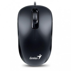 Mouse Optic Genius DX-110, negru - ACOMI.ro