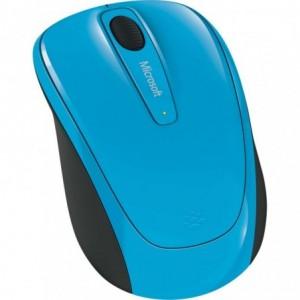 Mouse Wireless Microsoft Mobile 3500, albastru - ACOMI.ro