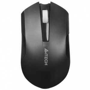 Mouse Wireless A4TECH  V-TRACK G11-200N, negru - ACOMI.ro