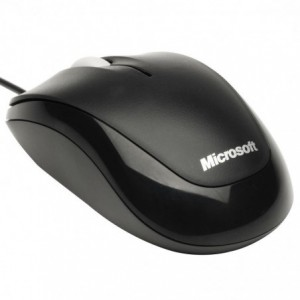 Mouse Microsoft Compact Optical 500, negru - ACOMI.ro