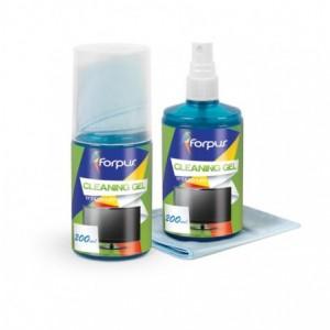 Gel curatare monitor 200 ml Forpus - ACOMI.ro
