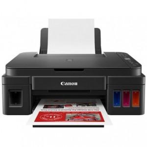Multifunctional inkjet color CISS Canon PIXMA G3411 A4 - ACOMI.ro