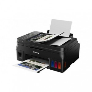 Multifunctional inkjet color CISS Canon G4410 A4 - ACOMI.ro
