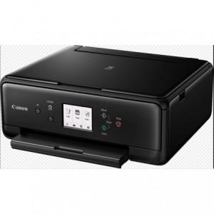 Multifunctional inkjet color Canon Pixma TS6150 Black A4 - ACOMI.ro