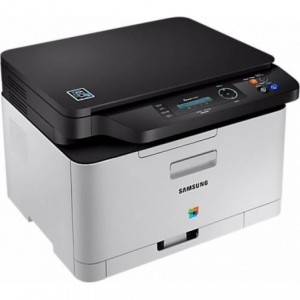 Multifunctional laser color cu fax Samsung SL-C480W/SEE A4 - ACOMI.ro