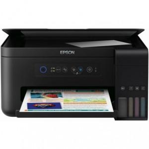 Multifunctional inkjet color Epson EcoTank CISS L4150 A4 - ACOMI.ro